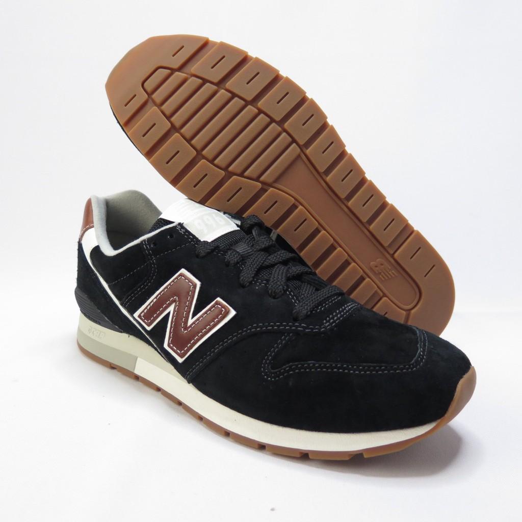 New Balance 復古休閒鞋 D楦 CM996BC 男款 黑【iSport愛運動】
