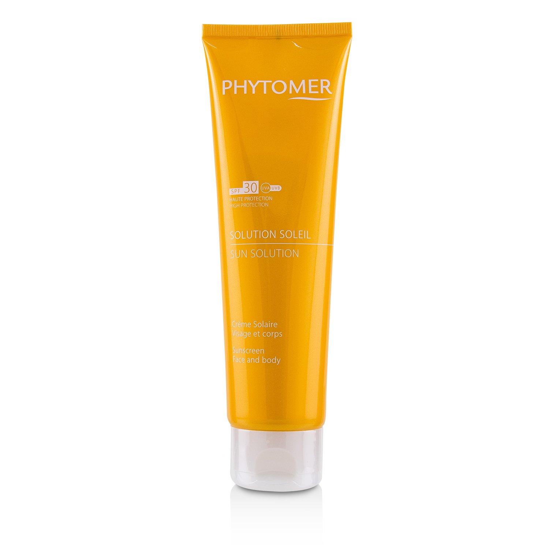 Phytomer - 防曬霜SPF 30 Sun Solution Sunscreen SPF 30(臉部及身體適用)