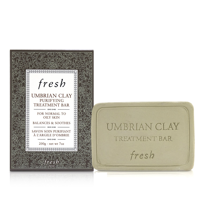 馥蕾詩 Fresh - 意大利白泥潔面皂 Umbrian Clay Face Treatment Bar