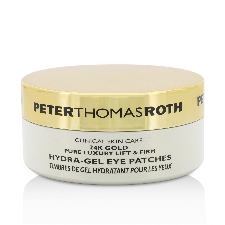 彼得羅夫 Peter Thomas Roth - 24K黃金眼膜(全面改善眼周暗沉、細紋)24K Gold Hydra-Gel Eye Patches