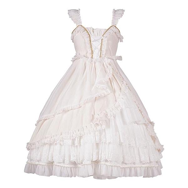 Lolita裙 lolita洋裝 復雜款大裙擺 芭蕾裙
