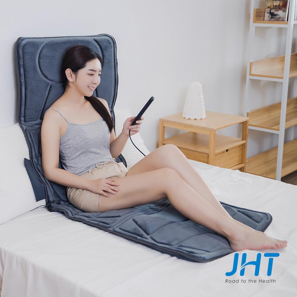JHT 震波紓壓溫熱按摩墊 K-1905(JHT官方運動旗艦館店)
