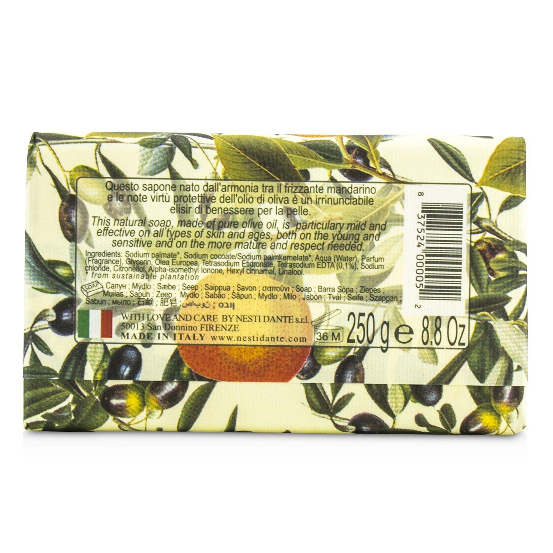 那是堤 Nesti Dante - 天然鮮果系列 橄欖柑橘皂