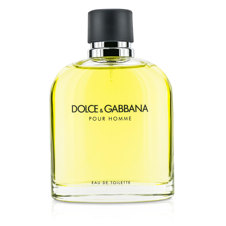 杜嘉班納 Dolce & Gabbana - Pour Homme 同名男性淡香水 (新版本)