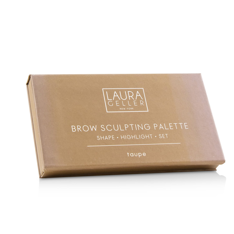 Laura Geller - 眉彩盤Brow Sculpting Palette
