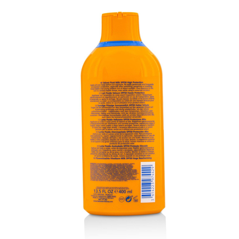 蘭嘉絲汀 Lancaster - 美黑防曬乳液SPF50 Sun Beauty Velvet Fluid Milk SPF50