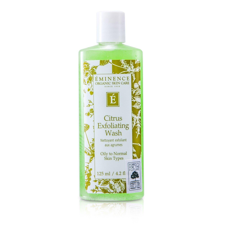 源美肌 Eminence - 柑橘去角質潔面乳(油性至中性肌膚) Citrus Exfoliating Wash