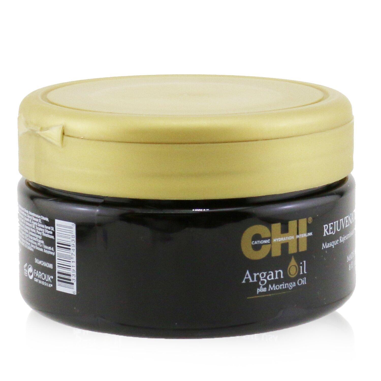CHI - 摩洛哥堅果油和辣木油髮膜 Argan Oil Plus Moringa Oil Rejuvenating Masque