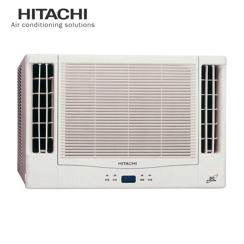 [HITACHI 日立]3-4坪 變頻冷暖型雙吹窗型冷氣 RA-25NV1