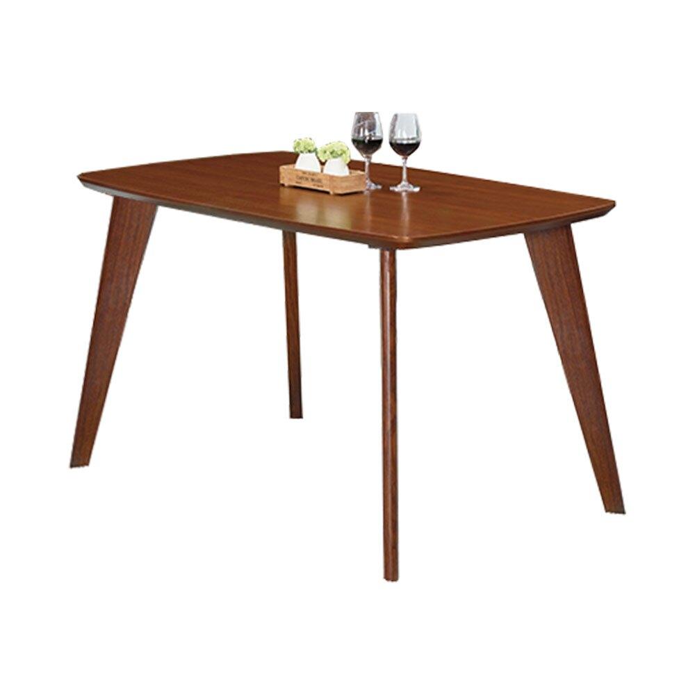 貝琪4.3尺餐桌/H&D東稻家居
