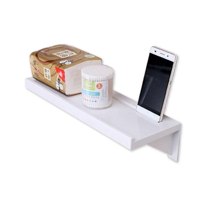 升級免釘隔板置物架 DIY 免鑽孔置物架 浴室隔板架 免釘收納架 收納置物架