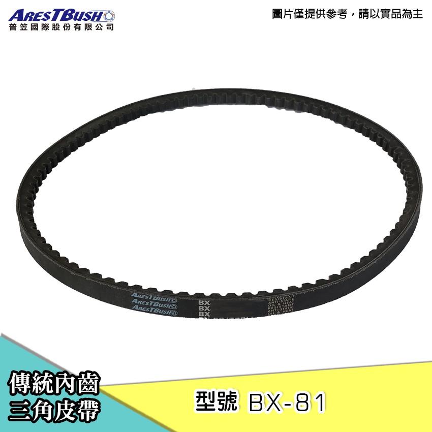 高張力內齒型 三角皮帶 Cogged Belt BX81