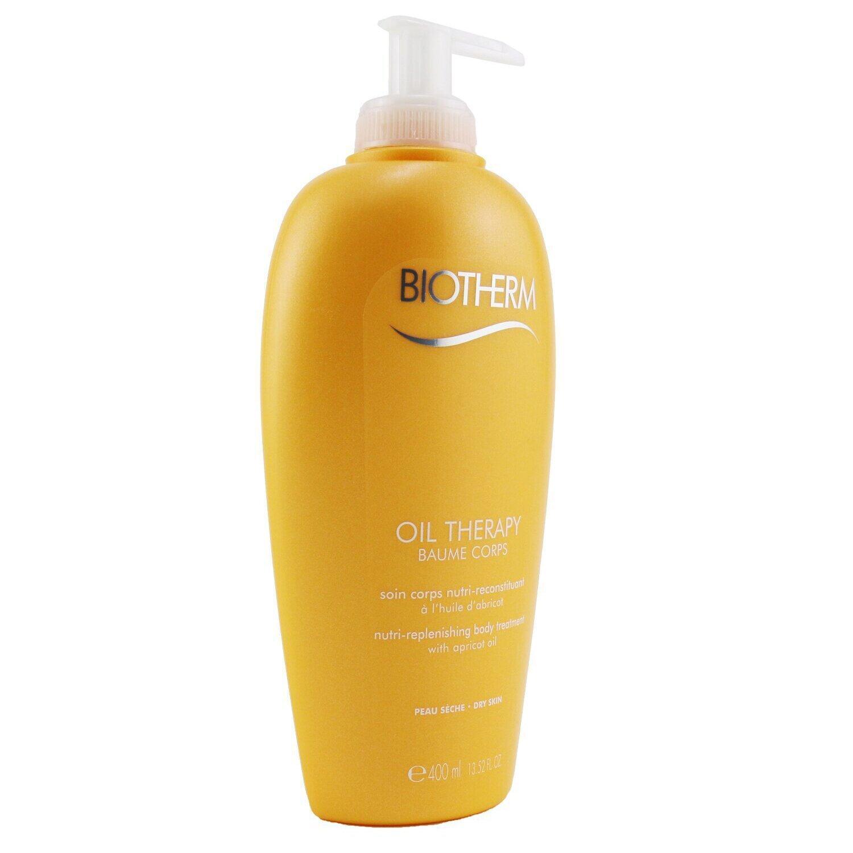 碧兒泉 Biotherm - 身體精華乳 (乾燥肌膚) Oil Therapy Baume Corps Nutri-Replenishing Body Treatment with Apricot O