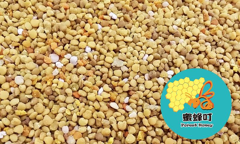 新鮮百花粉(200g包裝)食譜材料@蜜蜂叮