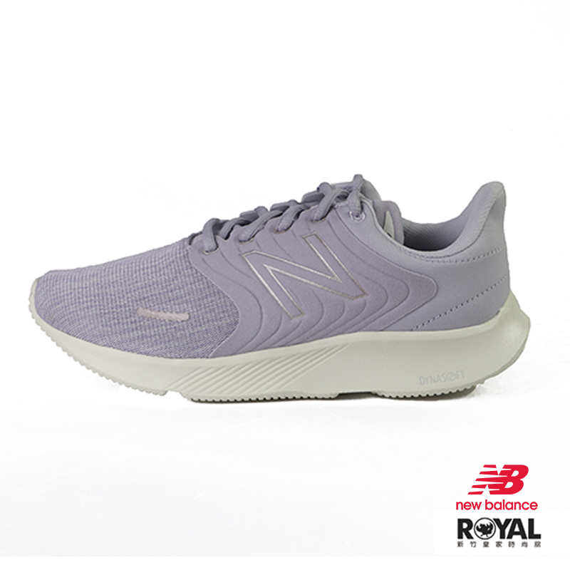 New balance Perfoamance 粉紫色 織布 輕量跑鞋 女款 NO.J0505【新竹皇家 W068CS】