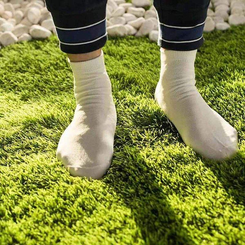 【春季好物】10 倍透氣-日本工藝和紙襪 3入