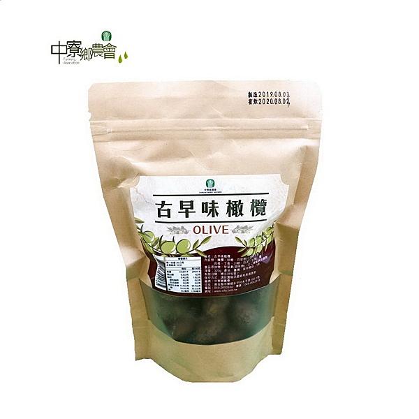 【中寮鄉農會】古早味橄欖 320公克/包