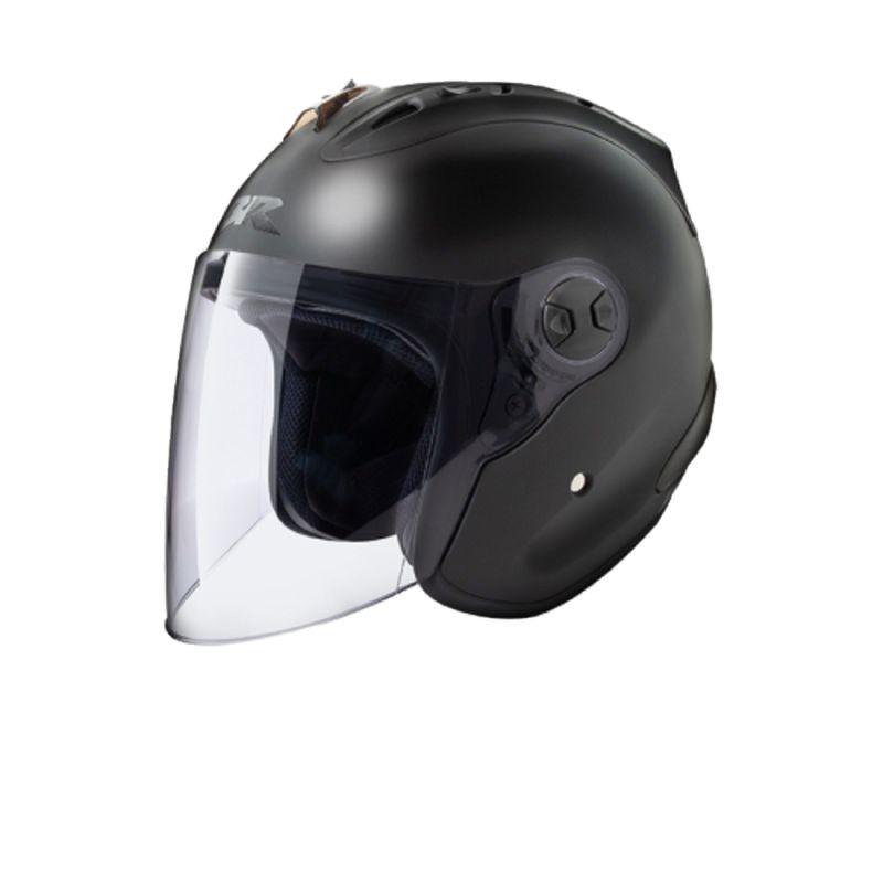 CBR 安全帽 S70 R4 平黑 R帽 全可拆洗 3/4罩 半罩 安全帽【淘帽屋 送10%蝦幣回饋】