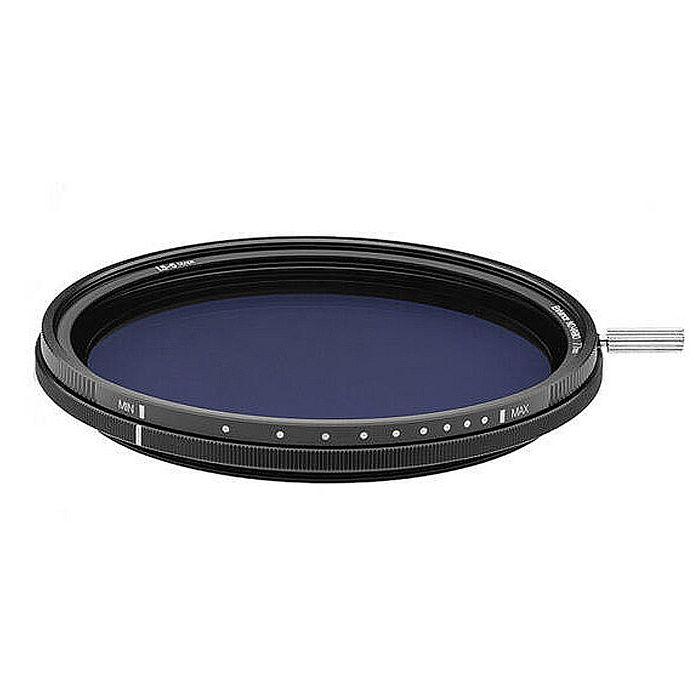NISI 耐司 PRO Nano Enhance ND-VARIO 可調 增豔 減光鏡 82mm(1.5至5檔減光)82