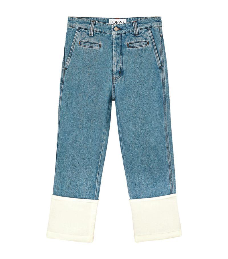 Loewe Stonewashed Fisherman Jeans