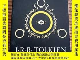 二手書博民逛書店the罕見fellowship of the ringsY115