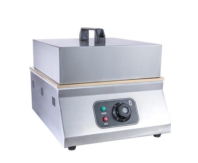 康普仕網紅舒芙蕾機商用銅鑼燒鬆餅機純銅加厚大型自動控溫電扒爐 【新年鉅惠】