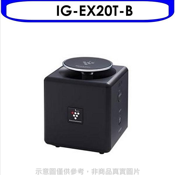 SHARP夏普【IG-EX20T-B】車用空氣清淨機