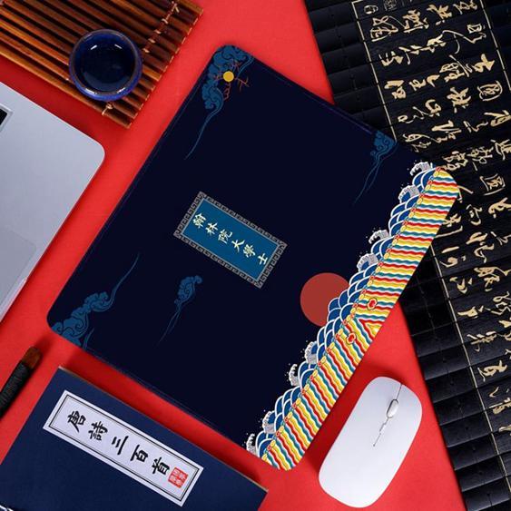 【免運】原創個性創意家用滑鼠墊可愛男女生游戲辦公小號鍵盤墊  韓慕精品