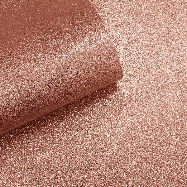 玫瑰金素色 閃光壁紙 英國壁紙 MURIVA/401012