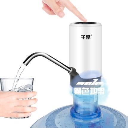 桶裝水礦泉飲水機出水家用電動純凈水桶按壓水器自動上水泵【全館免運 限時鉅惠】