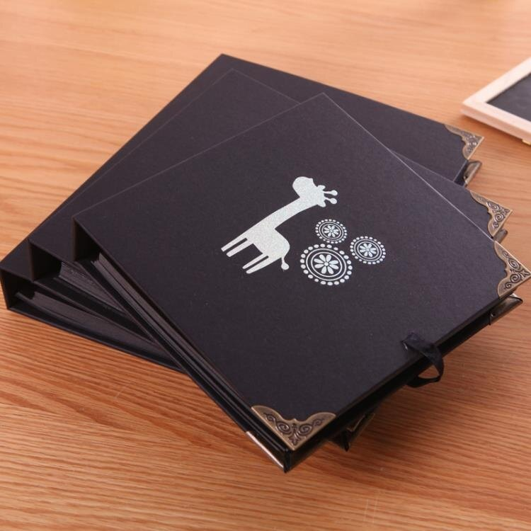 DIY相冊 DIY手工相冊本紀念冊粘貼式寶寶成長記錄情侶自制禮物制作影集 概念3C