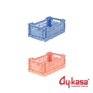 土耳其Ay-kasa S折疊收納箱2入組-PANTONE