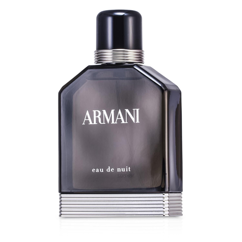 亞曼尼 Giorgio Armani - Armani Eau De Nuit 黑色誘惑男性淡香水
