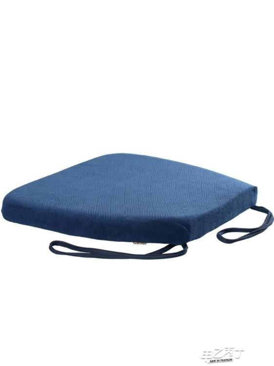 坐墊 記憶棉墊子坐墊辦公室餐椅墊凳子屁墊防滑椅墊椅子坐墊座墊【全館免運 限時鉅惠】