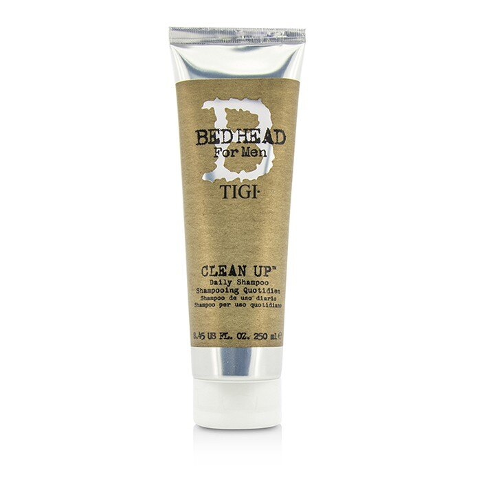 Tigi - 純淨洗髮精(男性適用) Bed Head B For Men Clean Up Daily Shampoo