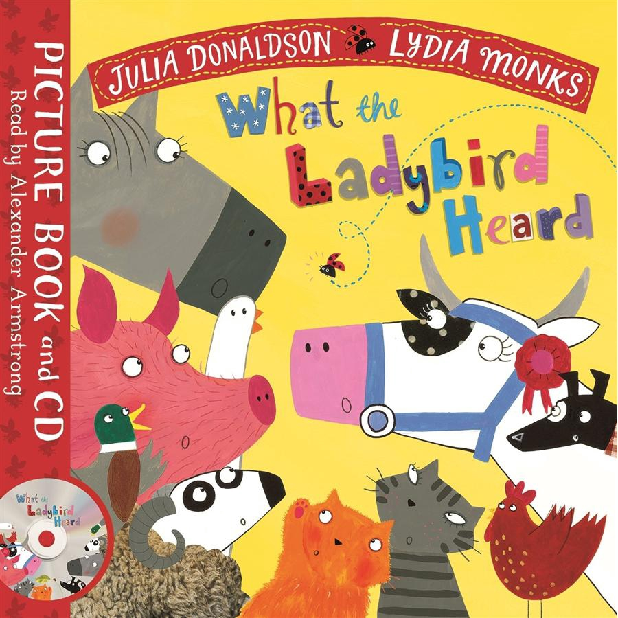 What the Ladybird Heard: Book and CD/Julia eslite誠品