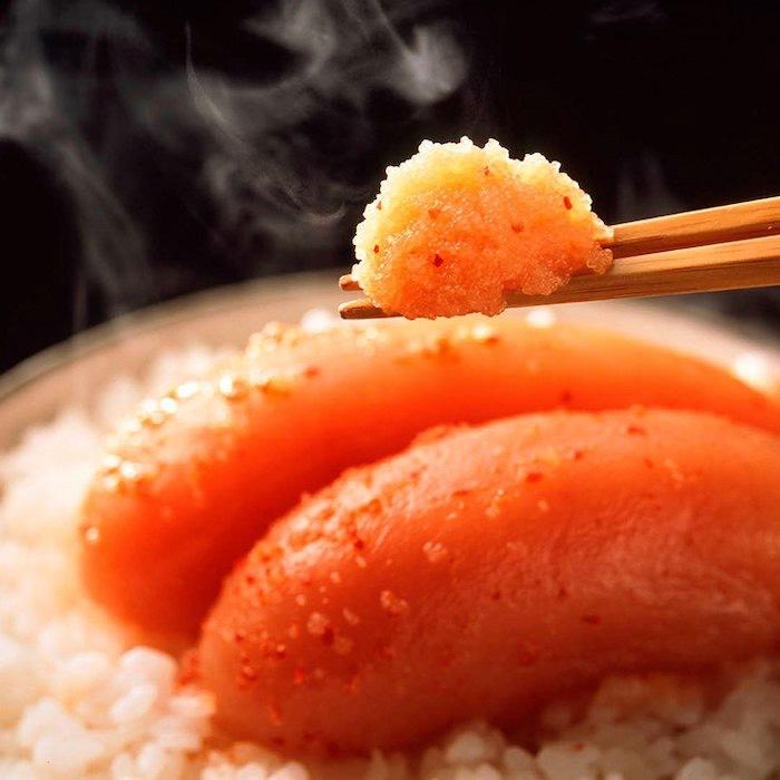 (買一送一) 日本明太子 80G/盒 ● 經過專業醃漬處理 ● 解凍後可直接食用 ●多種料理方式【產地:日本】海鮮主義