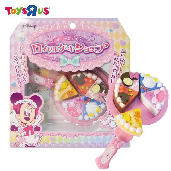 迪士尼 DISNEY 米妮黛西蛋糕商店/米奇米妮新甜甜圈商店 玩具反斗城