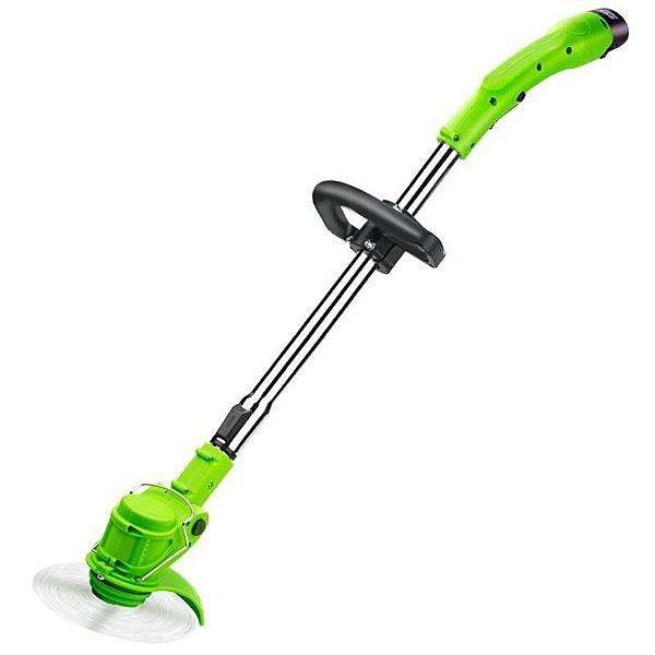 12v現貨割草機 除草機充電式無線割草機 鋰電割草機背負式園林多功能剪草家用除草機