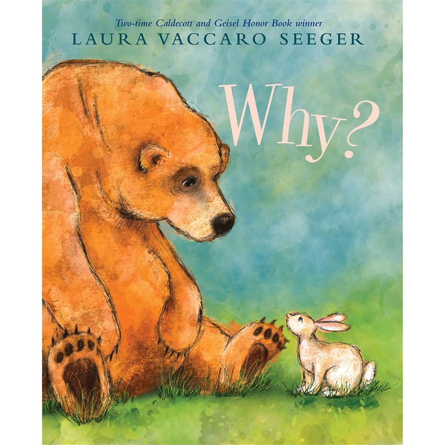 Why?/Laura Vaccaro Seeger eslite誠品