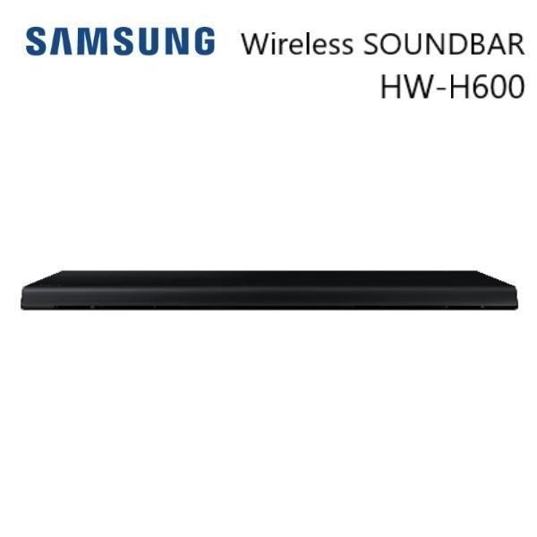 (福利品) Samsung 三星 HW-H600 Wireless SOUNDBAR 聲霸 HW-H600/ZW 公司貨