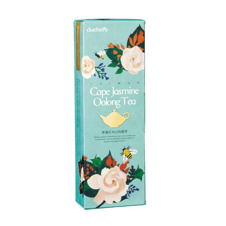 【daebeté】黃槴花高山烏龍茶-窨花茶系列 (茶葉/7g/10入)
