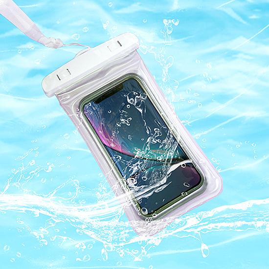 手機防水袋 手機防水套 漂流袋 手機保護套 基本款 防水套 玩水跑步 手機防水袋【Z155】慢思行