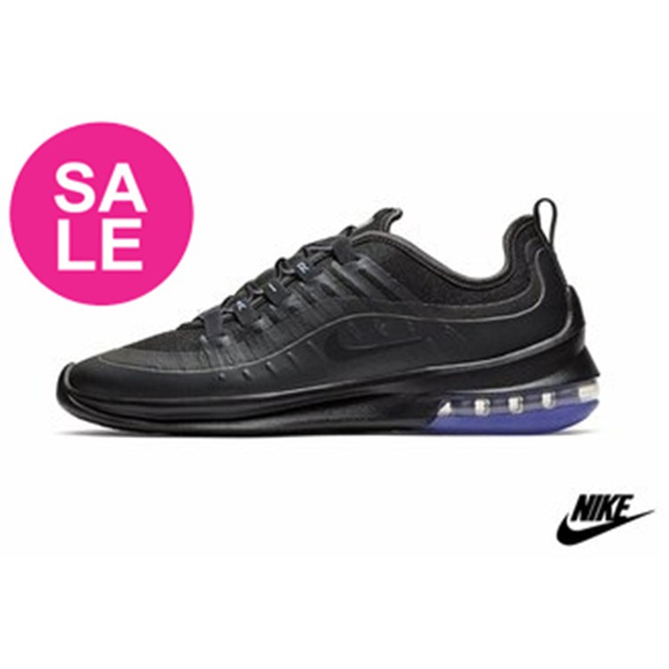 NIKE AIR MAX AXIS PREM 成人男款 運動鞋 慢跑鞋 P7024 黑色 OSOME奧森鞋業