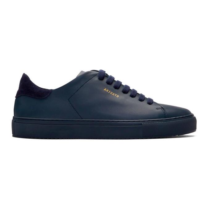 Axel Arigato 海军蓝 Clean 90 运动鞋