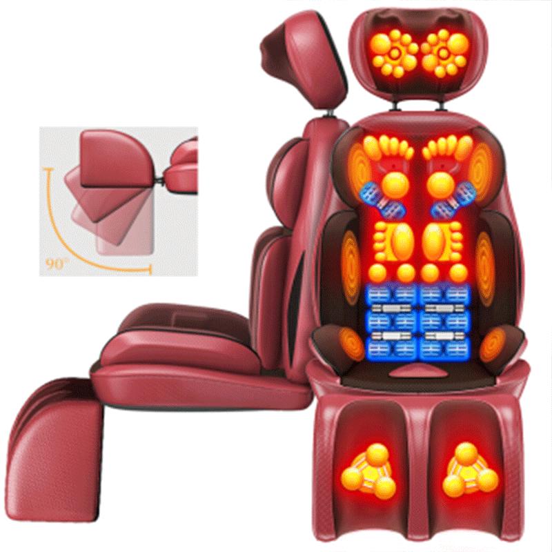現貨 頸椎按摩器 按摩椅墊 肩頸部腰部背部按摩儀器