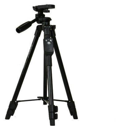【雲騰】5208 鋁合金 相機/手機三角腳架送(腳架包+手機架)【JC科技】