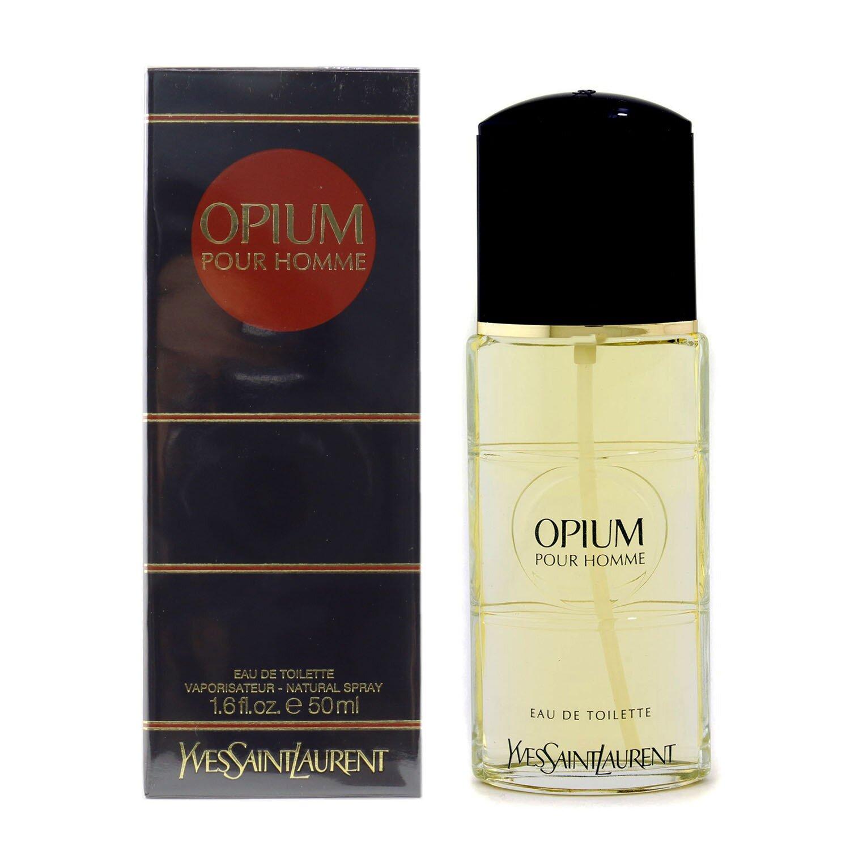 YSL聖羅蘭 Yves Saint Laurent - 鴉片男性淡香水Opium Eau De Toilette Spray