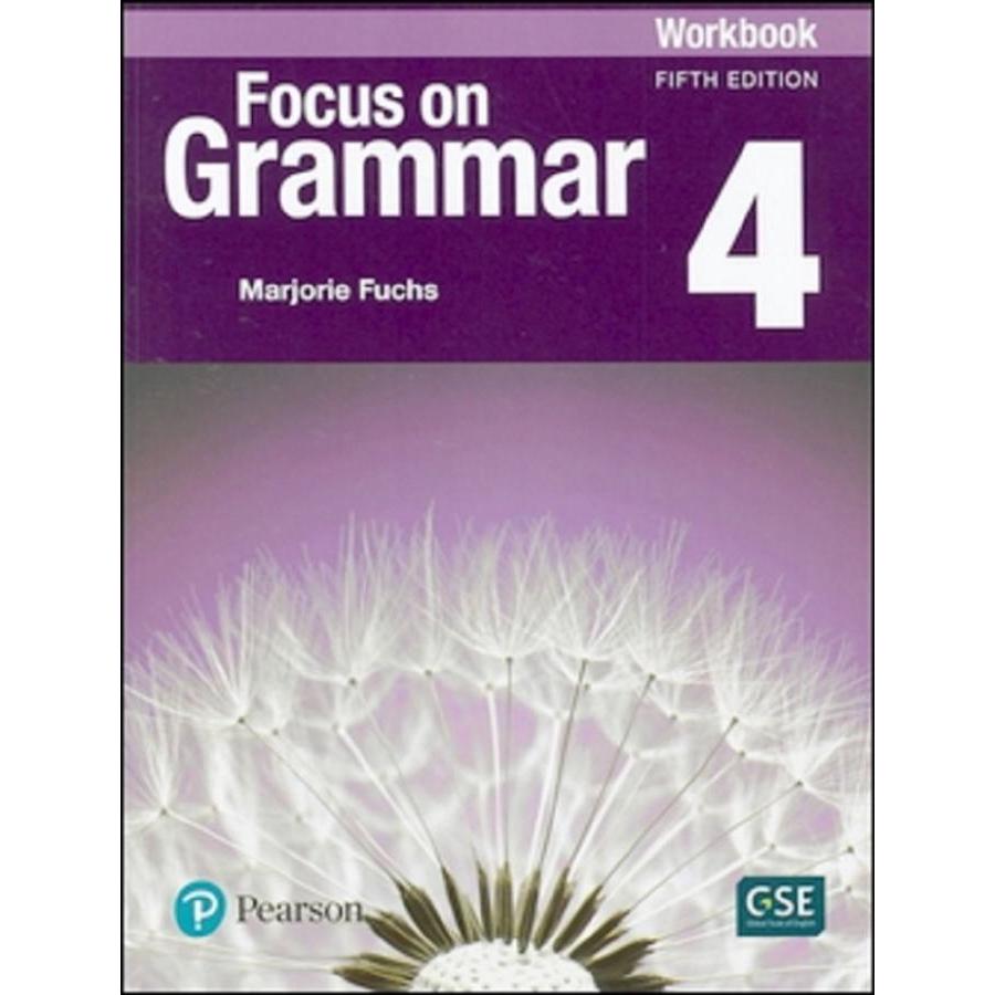 Focus on Grammar 4: Workbook (5 Ed.)/Marjorie eslite誠品