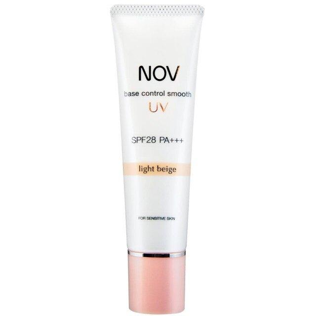 NOV 娜芙 潤色防曬隔離霜(柔膚)SPF28 .PA+++ 30g光澤粉底036042